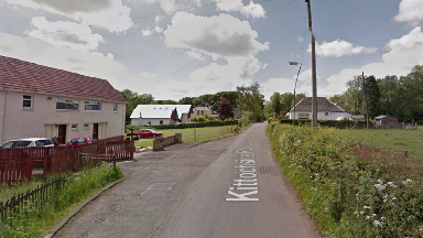 Kittochside: Alleged incident at house on Castlehill Farm.