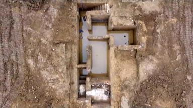 Bunker found in Orkney.
