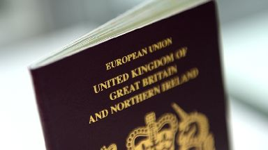 Out with the old, in with the blue: New passports will be issued from October 2019.