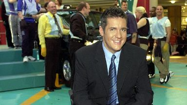 Dale Winton 'devoted his life to making everyone else happy'