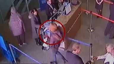 Russian airport CCTV shows Yulia Skripal boarding plane days before poisoning