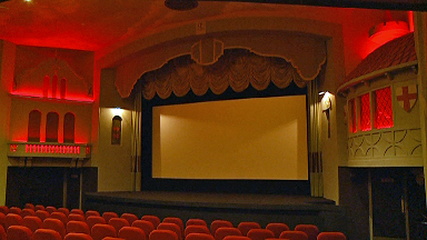 Campbeltown Picture House renovation.
