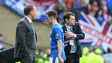 Graeme Murty Andy Halliday