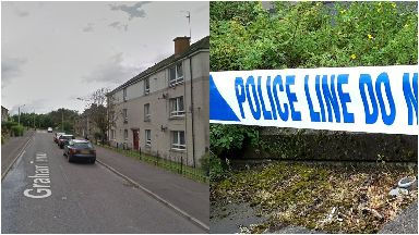 Bishopbriggs: A woman and two men arrested.