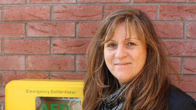 'Very proud': Lynn Cleal.