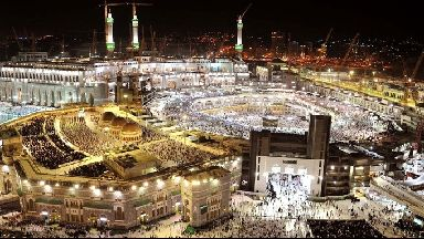 Mecca, Saudia Arrabia, holy city of Islam