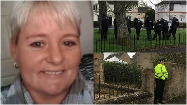 Julie Reilly: She was allegedly buried.