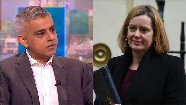 Sadiq Khan leads fresh calls for Amber Rudd to resign over Windrush scandal
