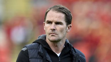 Alan Archibald is to remain as Partick Thistle manager.