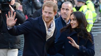 The Royal Borough of Windsor and Maidenhead asked the public to dress sensibly for Harry and Meghan's wedding.