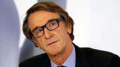 Jim Ratcliffe, chief executive of Ineos, is worth £21.05 billion.