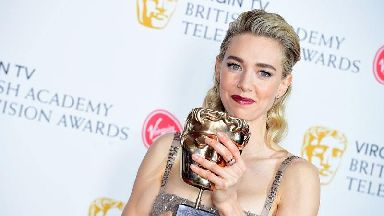 In Pictures: Who won and who wowed at the Baftas?