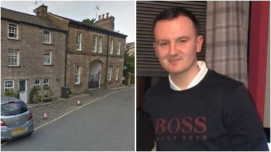 Mark McCubbin was last seen leaving his home at Hollytree Cottage, near Drongan, Ayrshire