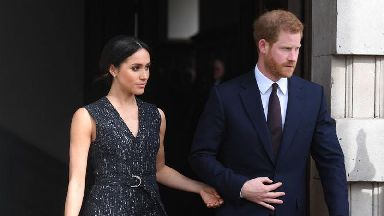 Harry and Meghan ask for understanding amid reports her father may skip wedding