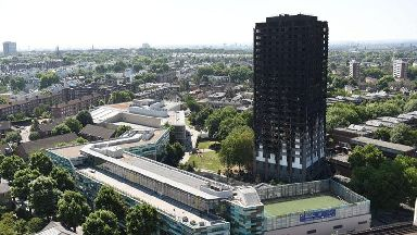 Anger as Grenfell Tower review fails to ban flammable cladding blamed for spreading the fire