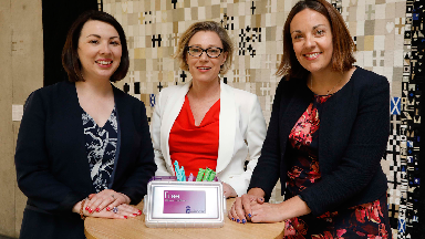 Free sanitary products introduced at Scottish Parliament