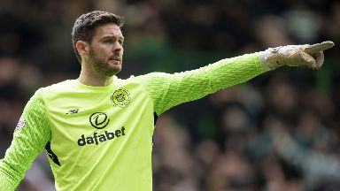 Return: Gordon starts for Celtic