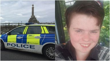 Annalise Johnstone: She was found dead near Auchterarder in Perthshire. Maggie Wall