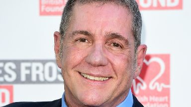 TV legend Dale Winton was laid to rest on what would have been his 63rd birthday.