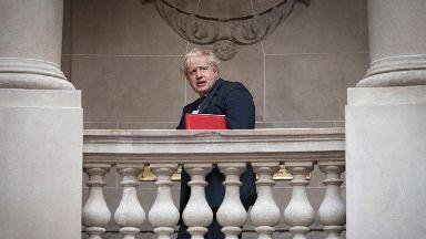 Boris Johnson in talks with Argentinian president