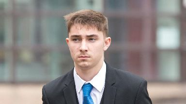 Law student admits race charge after 'disgusting' chanting in university halls