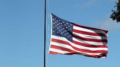 Suspect held after two hurt in US school shooting