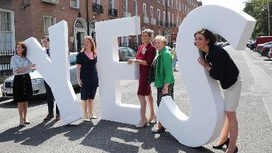 Apparent abortion rights victory prompt calls for action in Northern Ireland