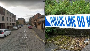 Dundee: Death treated as unexplained.