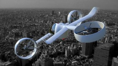 Britain in line for £42bn drone dividend by 2030