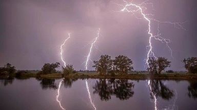 Two women struck by lightning in Germany while taking selfies