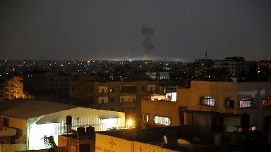 Gaza's Hamas rulers claim ceasefire reached with Israel
