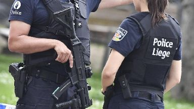 Belgian gunman killed man before deadly attack in Liege