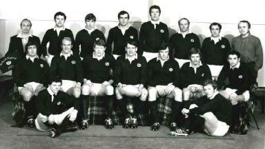 Scottish Rugby Nairn MacEwan