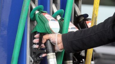 The average prices of both petrol and diesel have gone up every day since 22 April.