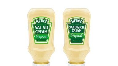 Heinz Salad Cream could become Sandwich Cream
