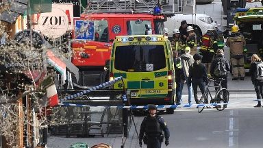 Stockholm terror attacker gets life for truck rampage