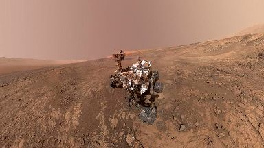 Nasa rover finds potential building blocks of life on Mars