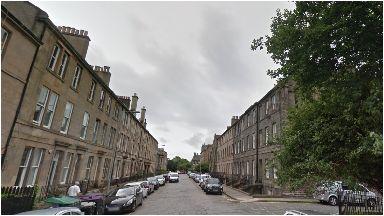 Maderia Street, Edinburgh