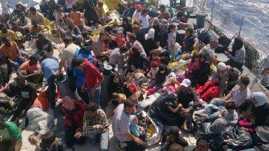 Migrants remain at sea as Italy-Malta standoff intensifies
