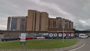 Inverness: The man died at Raigmore Hospital.