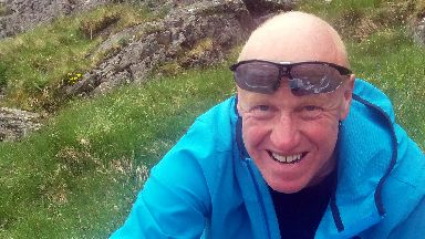 Peter Clunas was fatally injured when the aircraft ditched into a loch on North Uist