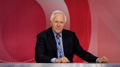 David Dimbleby to leave Question Time after 25 years