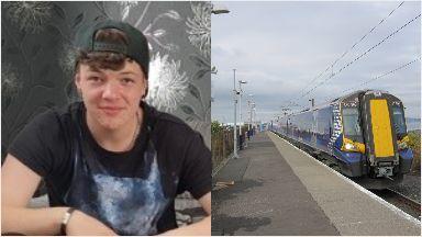 Shaun Dickson: Missing from Ardrossan.