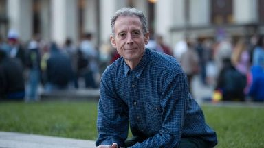 Tatchell flies out of Russia after gay rights protest arrest