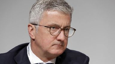 Audi chief detained in Germany over diesel emissions scandal