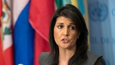 US quitting UN Human Rights Council over 'chronic bias'