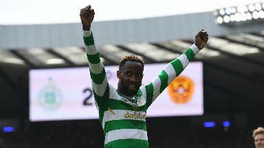Moussa Dembele Scottish Cup Final 2018