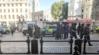 Man detained under Mental Health Act after hoax bomb claim at Charing Cross station