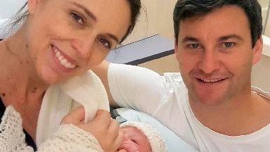 New Zealand leader names daughter Neve