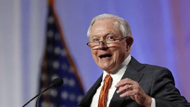 Trump immigration policies defended by attorney general amid protests